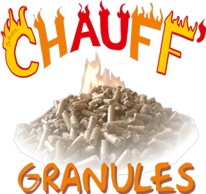 Chauffe granules chaudière chauffage